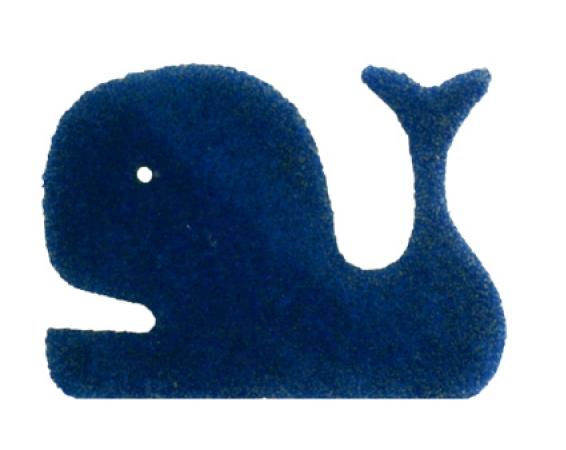 Wandstempel Walfisch