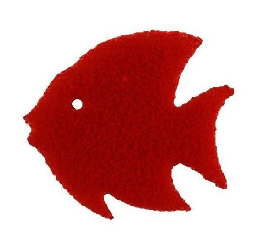 Motivstempel Fisch, Wandstempel