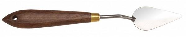 Malmesser / Malspachtel - flexibler Carbonstahl - Klinge 60 mm