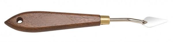 Malmesser / Malspachtel - flexibler Carbonstahl - Klinge 25 mm