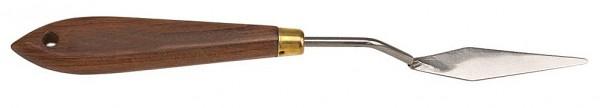 Malmesser / Malspachtel - flexibler Carbonstahl - Klinge 70 mm
