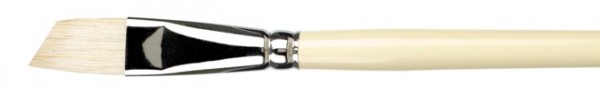 Borsten-Ölmalpinsel flach und schräg, Chung King Borsten