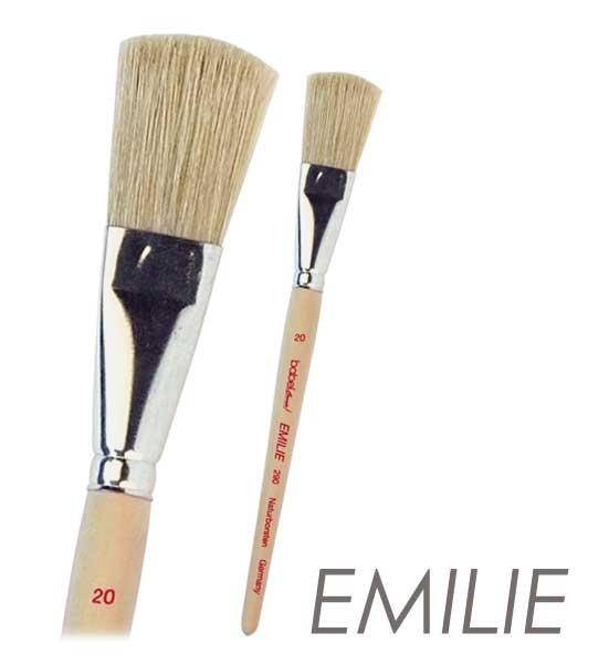 Emaillelackpinsel - Universalpinsel EMILIE