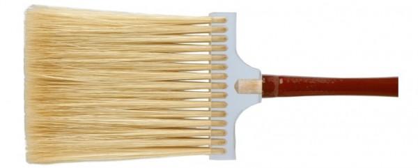 Borst Vertreiberpinsel - reine Chungking Borsten in Acrylglassrücken