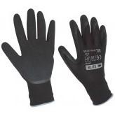 Latex-Feinstrickhandschuh Touch-Grip