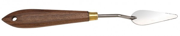 Malmesser / Malspachtel - flexibler Carbonstahl - Klinge 55 mm