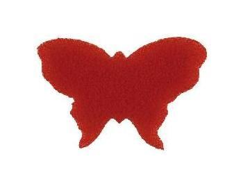 Motivstempel Schmetterling, Wandstempel