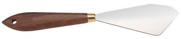 Malmesser / Malspachtel - flexibler Carbonstahl - Klinge 80 mm