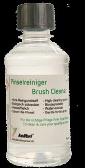 Pinselreiniger wasserlöslich, biologisch abbaubar, für Acrylfarben 250 ml