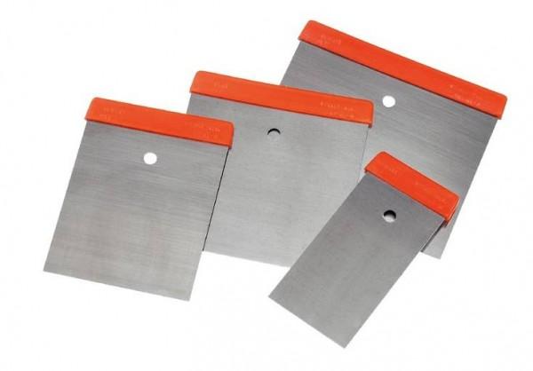 Flächenspachtel Set 4-teilig Stahl
