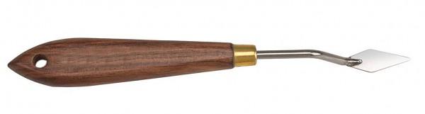 Malmesser / Malspachtel - flexibler Carbonstahl - Klinge 30 mm