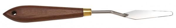 Malmesser / Malspachtel - flexibler Carbonstahl - Klinge 75 mm