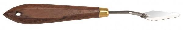 Malmesser / Malspachtel - flexibler Carbonstahl - Klinge 45 mm
